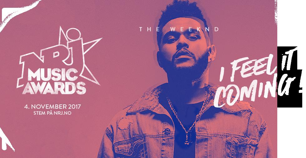 NRJ Music Awards - 4. november i Cannes